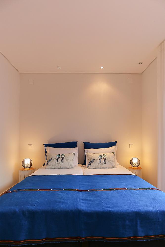 Suite azul