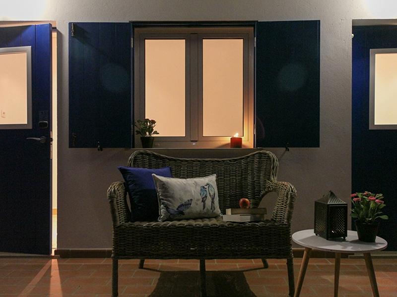 suite at night